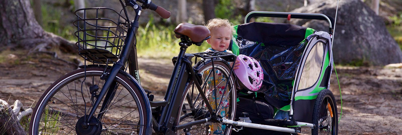 A guide to Cycling with young children