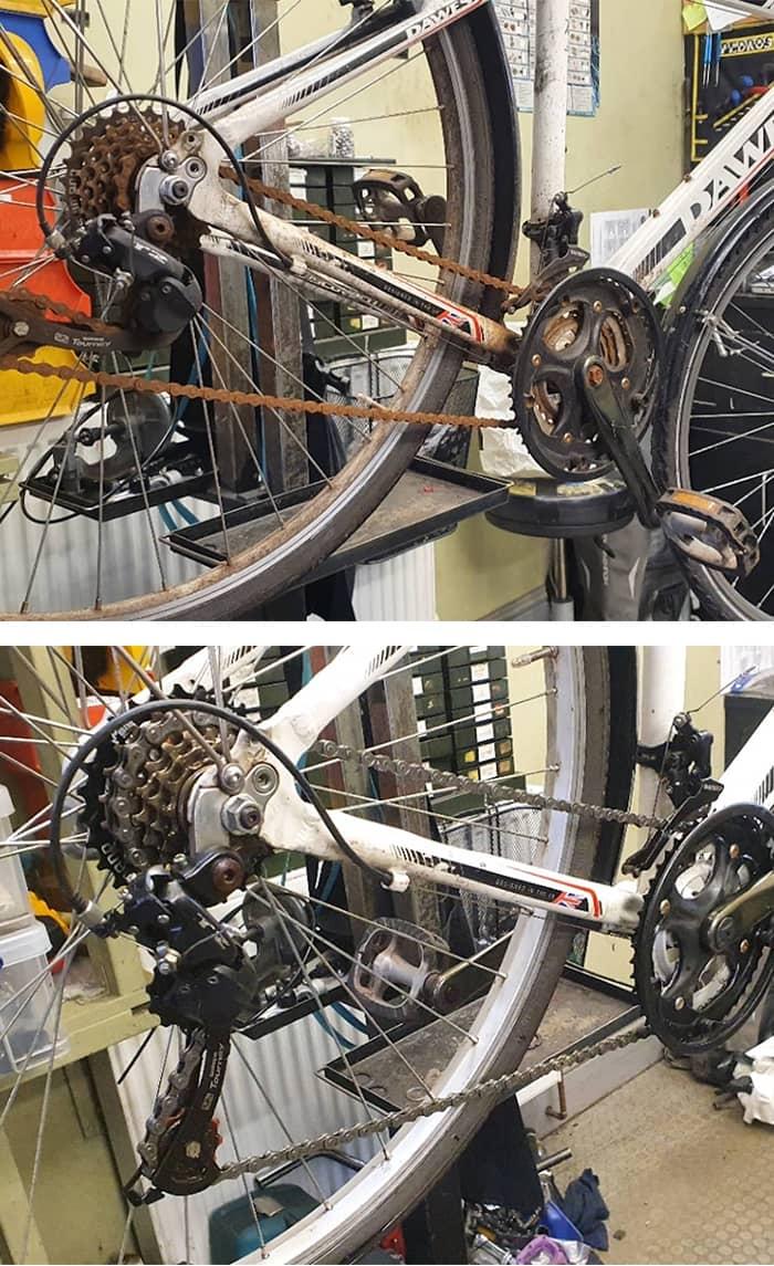 Bike Repair Workshop Oxford