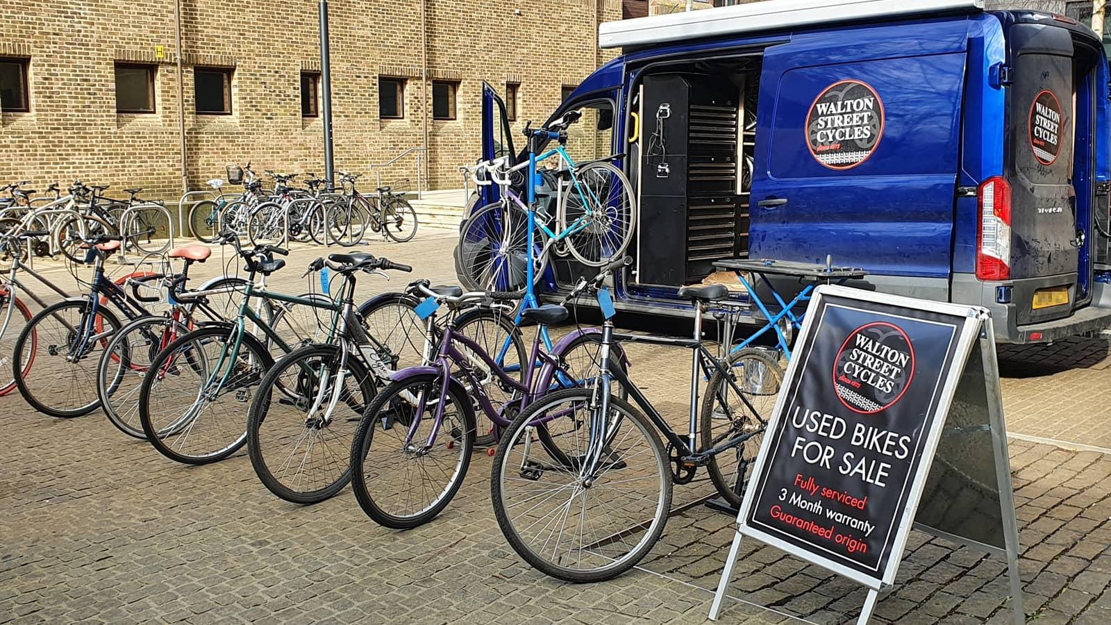 Oxford Used Bikes